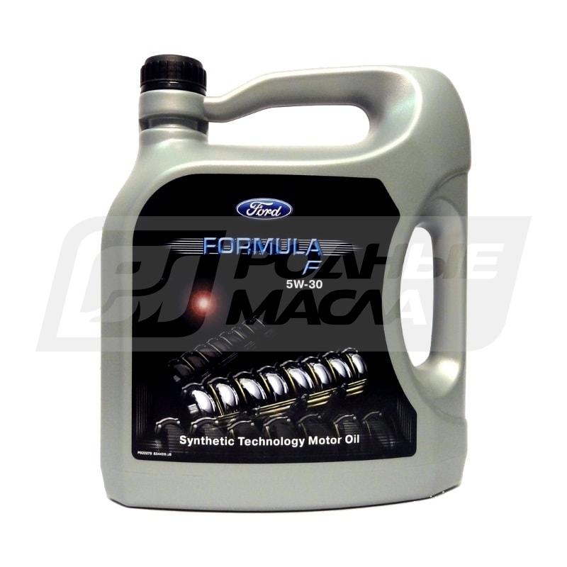 моторное масло ford formula f 5w30