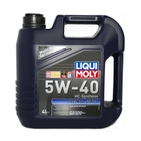 Моторное масло LIQUI MOLY Optimal Synth 5W40 SN/CF, 4л