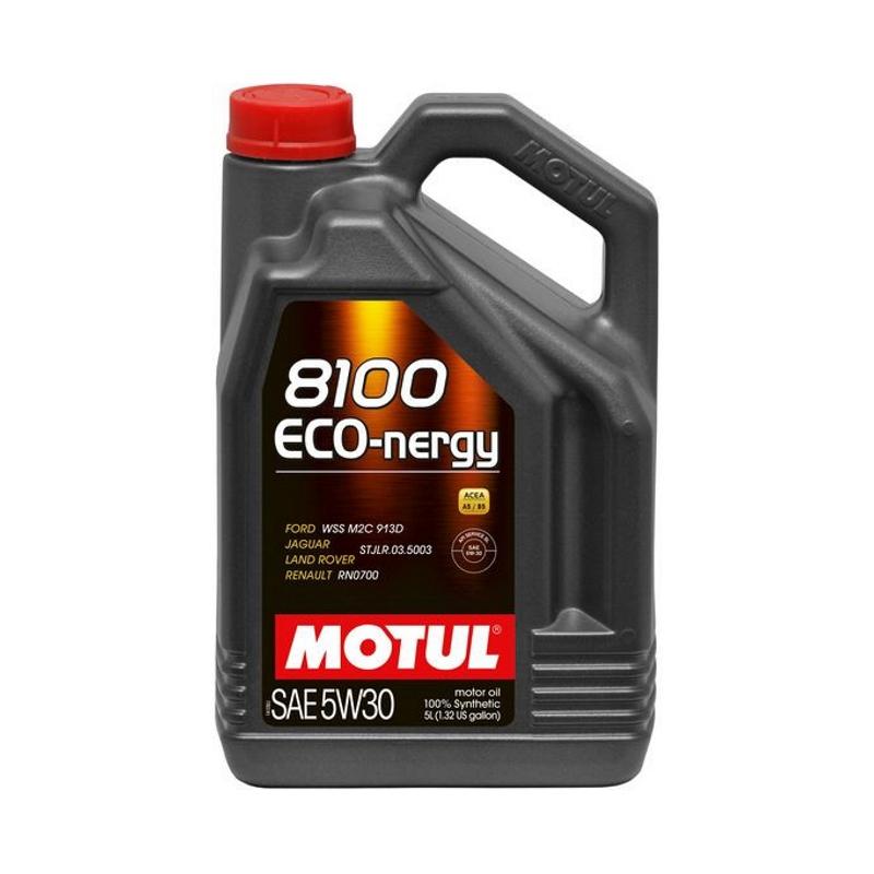 MOTUL 8100 Eco-Nergy 5W30, 5л