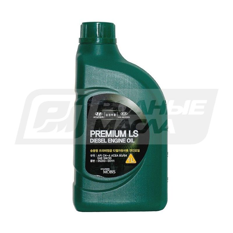 масло hyundai diesel