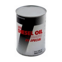 Моторное масло TOYOTA Diesel Oil RV Special 10W30 CF-4, 1л