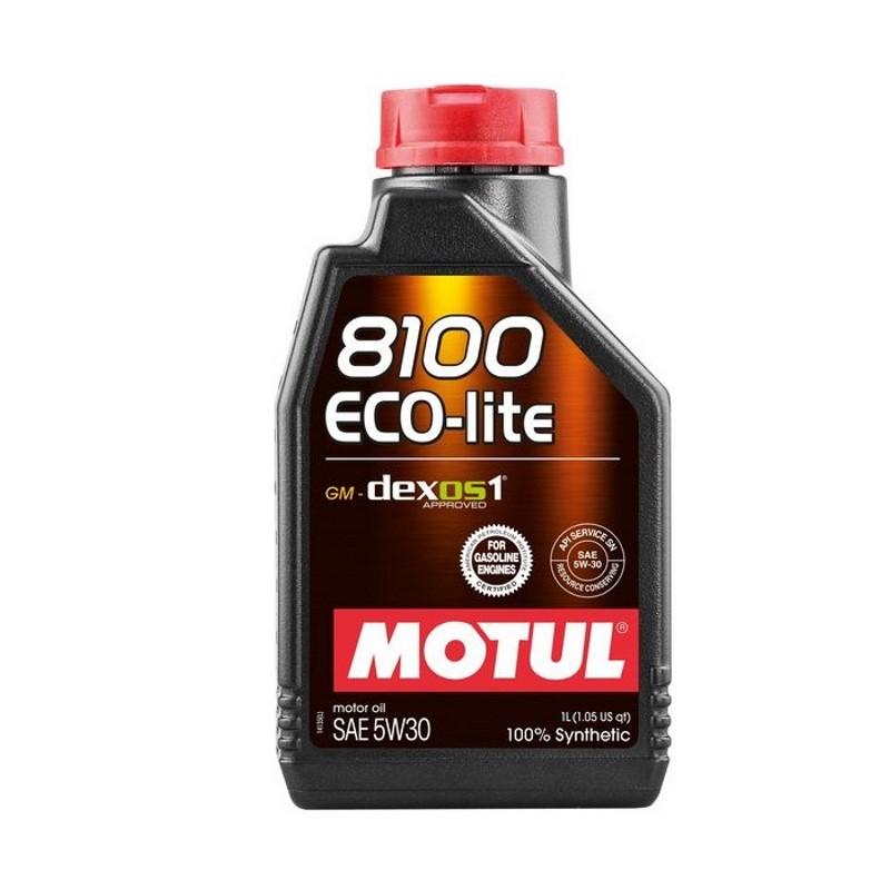 MOTUL 8100 Eco-Lite 5W30, 1л