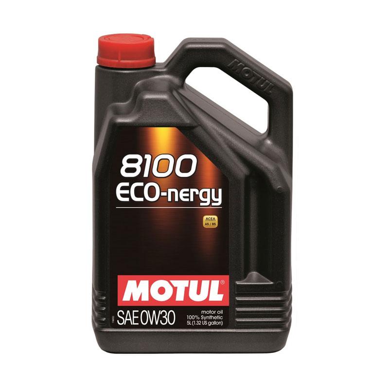 MOTUL 8100 Eco-nergy 0W30, 5л