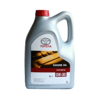 Моторное масло TOYOTA Engine Oil 0W30 SL/CF A5/B5 Synthetic, 5л