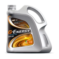 G-ENERGY F Synth EC 5W30, 4л 253140155