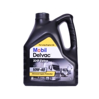 MOBIL Delvac 10W40 XHP extra, 4л 152657